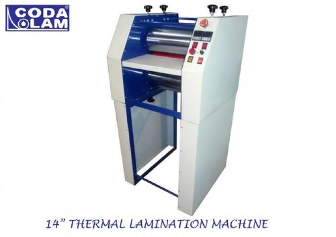 "14"" Thermal Lamination Machine"