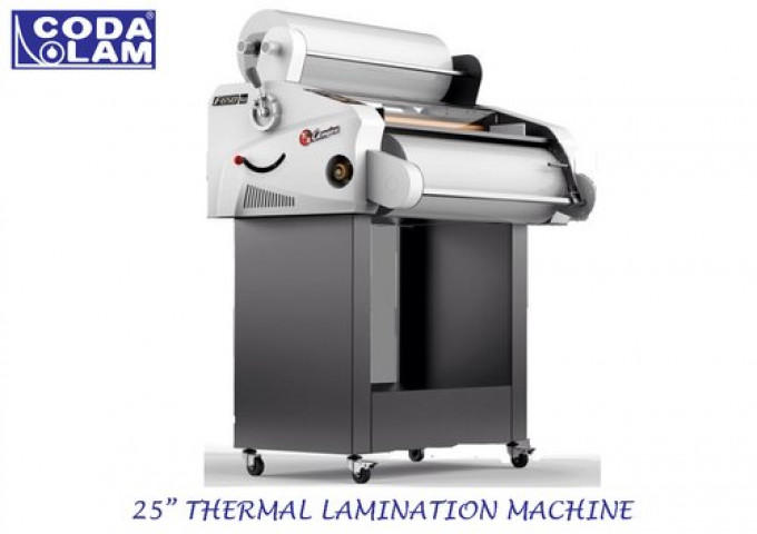 "25"" Thermal Lamination Machine"