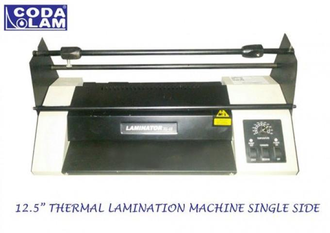 Thermal Lamination Machine Single Side-12.5