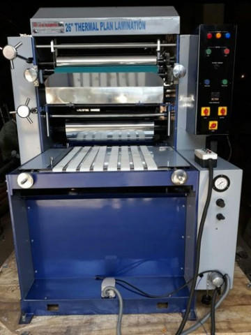 New Thermal Lamination Machine