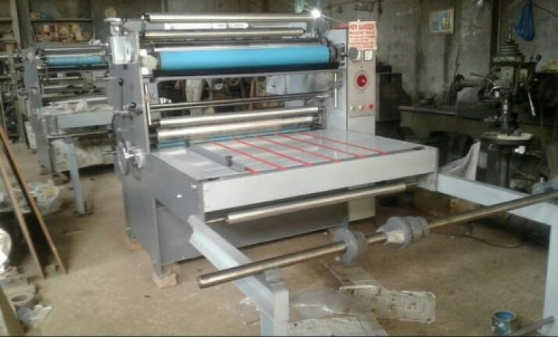 Roll To Roll Lamination Machine And Sheet To Sheet Lamination Machine