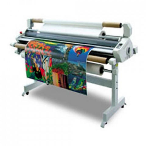 New Hot and Cold Lamination Machine