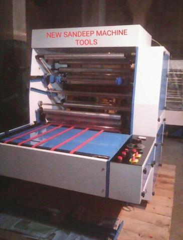 Plain Paper Lamination machine