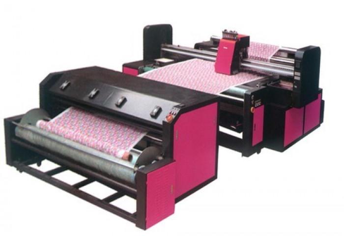 Digital Printing Machine for Embroidery Fabrics