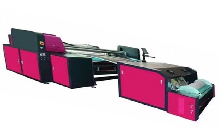 Embroidery Fabric Digital Printing Machine