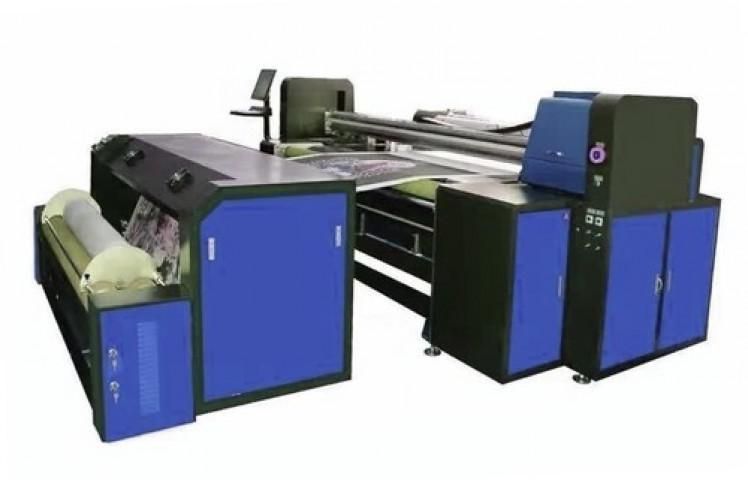Vision Location Printing Machine