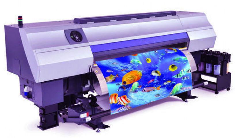 Polyester Sublimation Digital Printing Machine