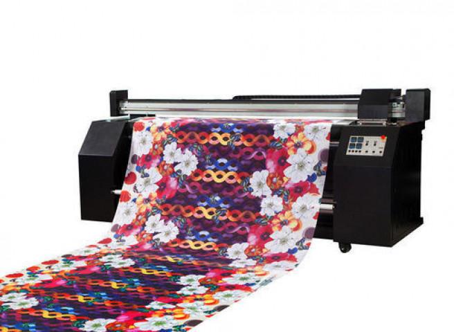 Subimation Digital Printing Machine