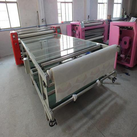 Digital Paper Transfer Printing Machine