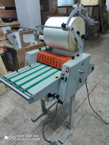 Thermal Lamination And Foil Fuser Machine 380mm El 380 Br/P