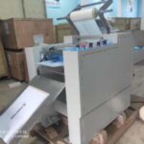 Heavy Duty Pneumatic Thermal Lamination Machine 380mm Model - 390 Auto