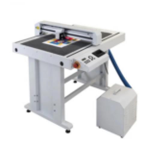 Flatbed Plotter Cutter Machine 18 X 23 Model - Mhc 4560