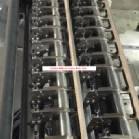 Sticker Half Cutting Machine Model - Jh 680
