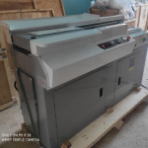 Single Clamp Perfect Binding Machine-Model - 600e