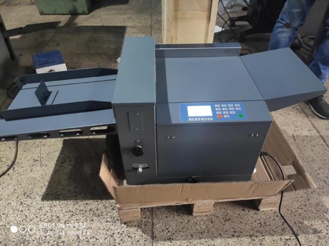 Digital Control Electric Paper Creaser And Perforator Machine Model - D340