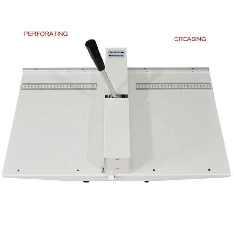 Manual Creasing And Perforating Machine 360mm Model - Cp 360