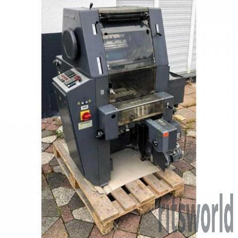 Heidelberg Tok Offset Printing Machine