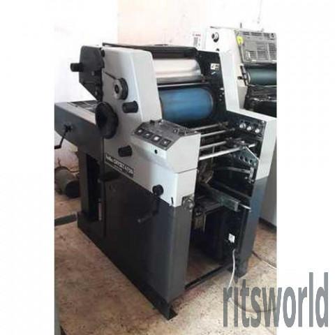 Toko 4750 CD Single Color Mini Offset Printing Machine