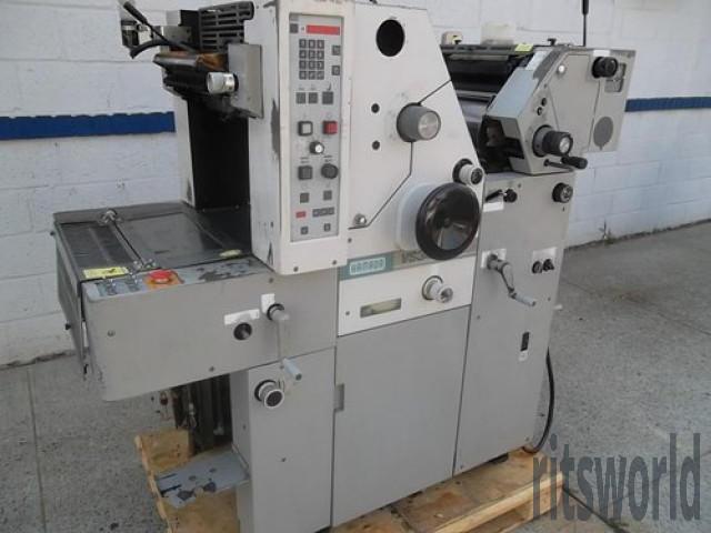 Hamada VS34 13x19 Offset Printing Machine
