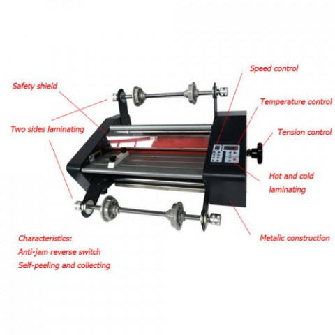 Thermal Laminating Machine 360