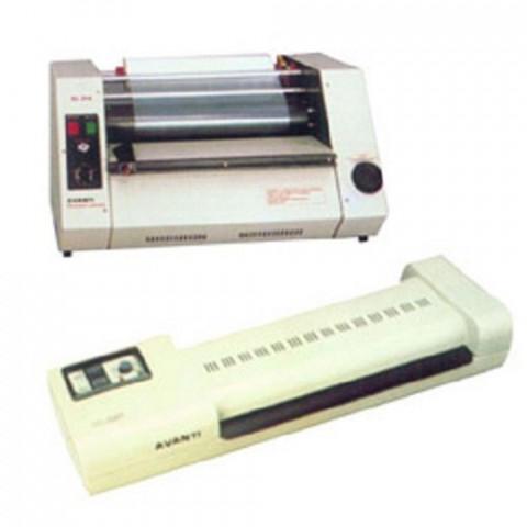 Plain Lamination Machine Roll Avanti