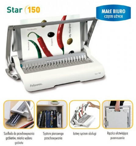 Fellowes Comb Binding Machine