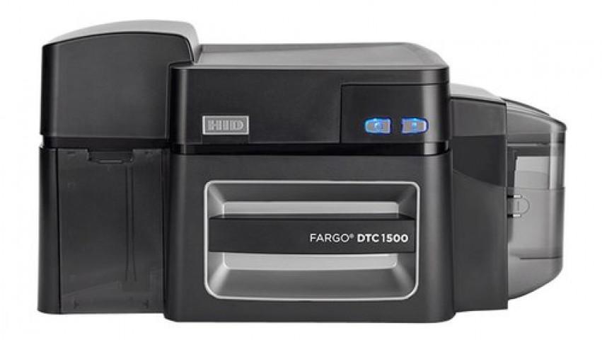 Fargo Dtc 1500 ID Card Printer