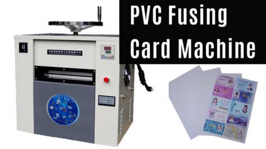 Card Fusing Machine A4