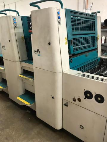 Used Polly Prestige 474 Offset Printing Machine