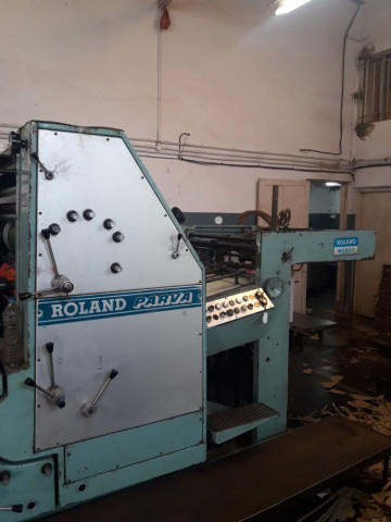 Used  Roland RP 2C Offset Printing Machine