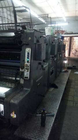 Used Heidelberg MOV Offset Printing Machine