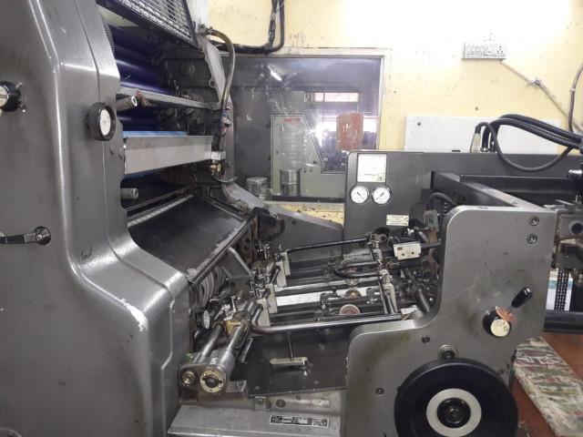 Used Heidelberg  MOVP -1982 Offset Printing Machine