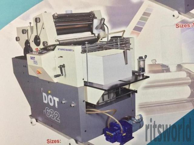 Dot Mini Offset Printing Machine