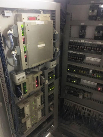 Used Komori L428 Offset Printing Machine