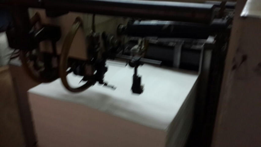 Used  Komori L526-LX Offset Printing Machine