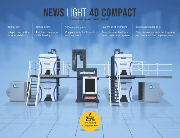 Web Offset Newslight 40 Compact