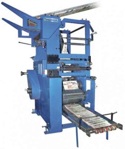 Web Offset Printing Machine – Folder 36000