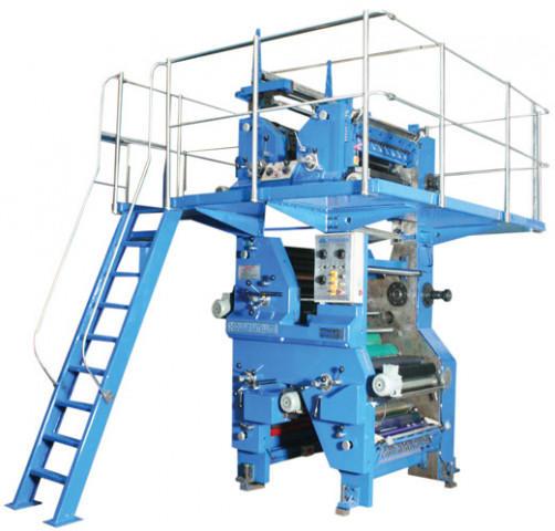 Web Offset Printing Press- 3 Colour Satellite-546mm