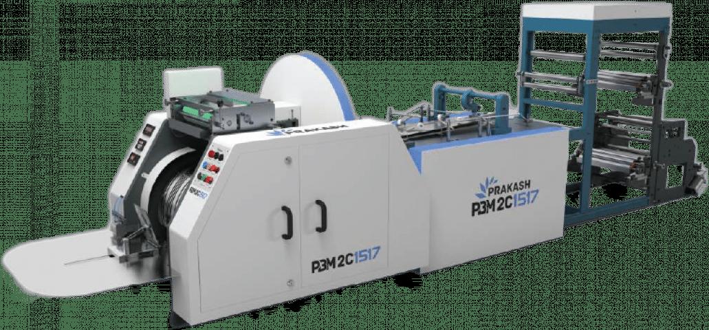 V Bottom Bag Making Machine PBM 2C1517-1117