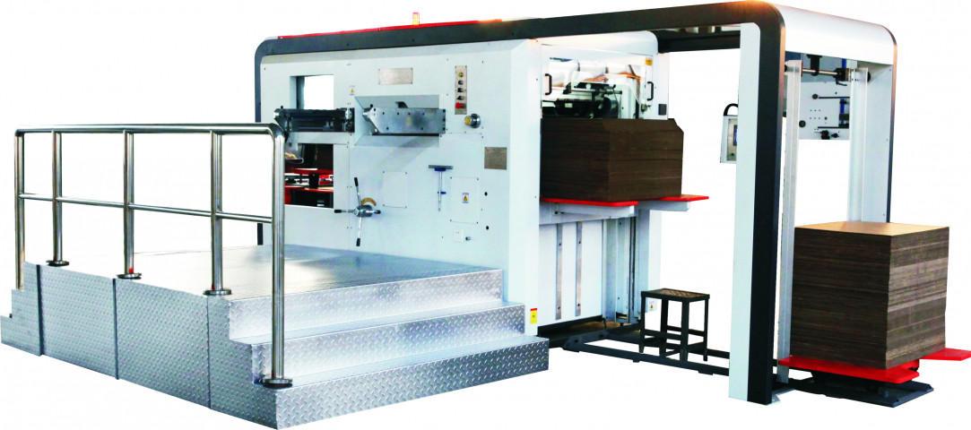 Semi-Automatic Die Cutting Machine-XMS-1650