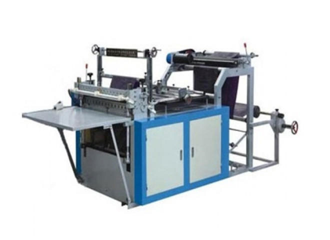 Non Woven Roll To Sheet Cutting Machine-NW-R2S