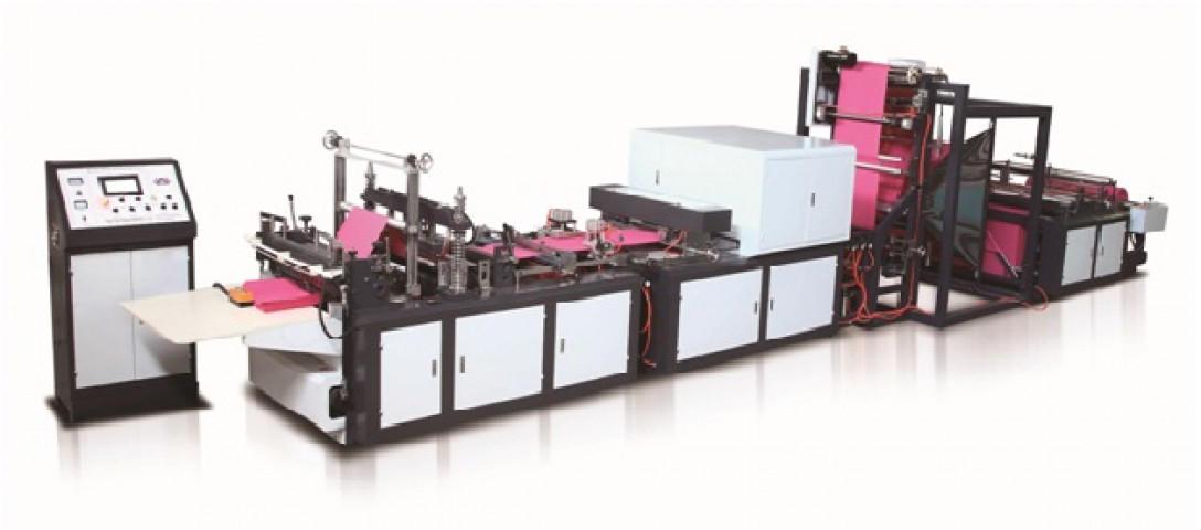 3D Case Non Woven Bag Making Machine P-600