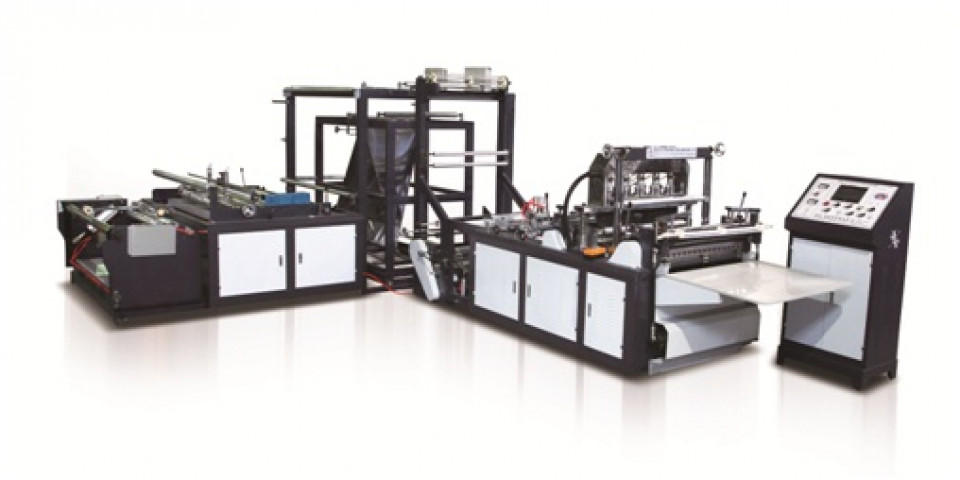 Fully Automatic Non Woven Bag Making Machine P-800