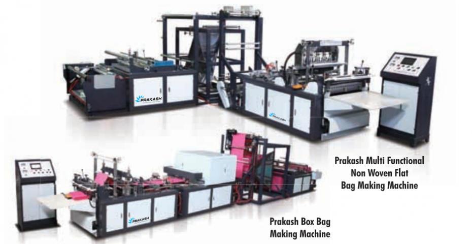 Fully Automatic Non-Woven Fabric Bag Making Machine B-700