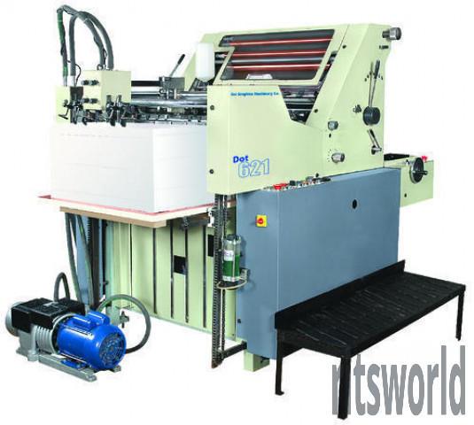Dot Graphics Semi Automatic Offset Printing Machine