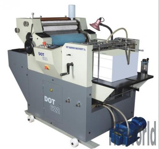Dot Graphics Offset Printing Machine