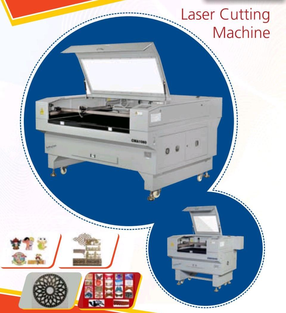 Laser Cutting Machine P-640