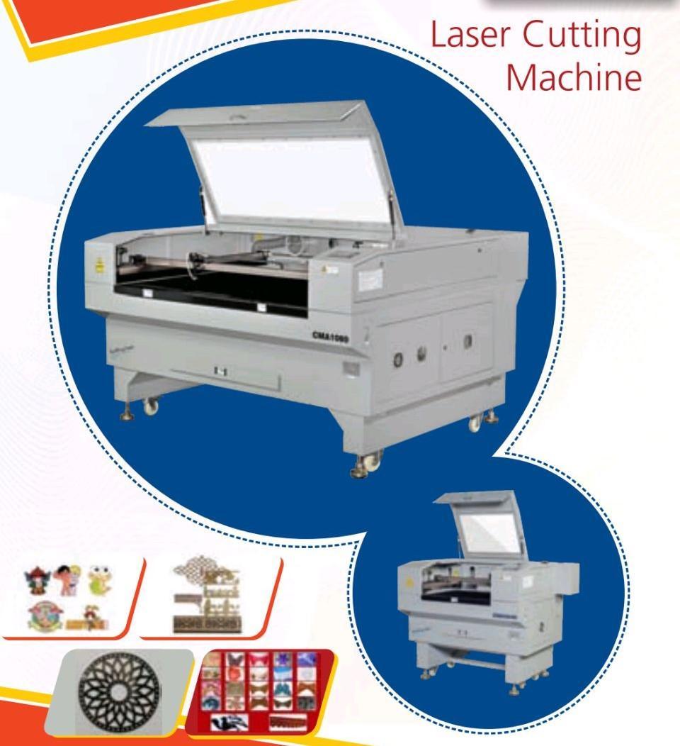 Laser Cutting Machine P-1080