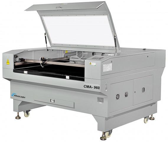 Single Head Laser Cutting Machine CMA-1610