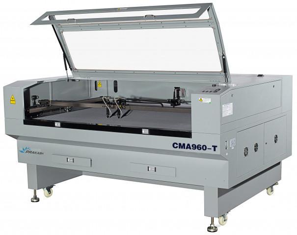 Leather Laser Cutting Machine CMA-960T